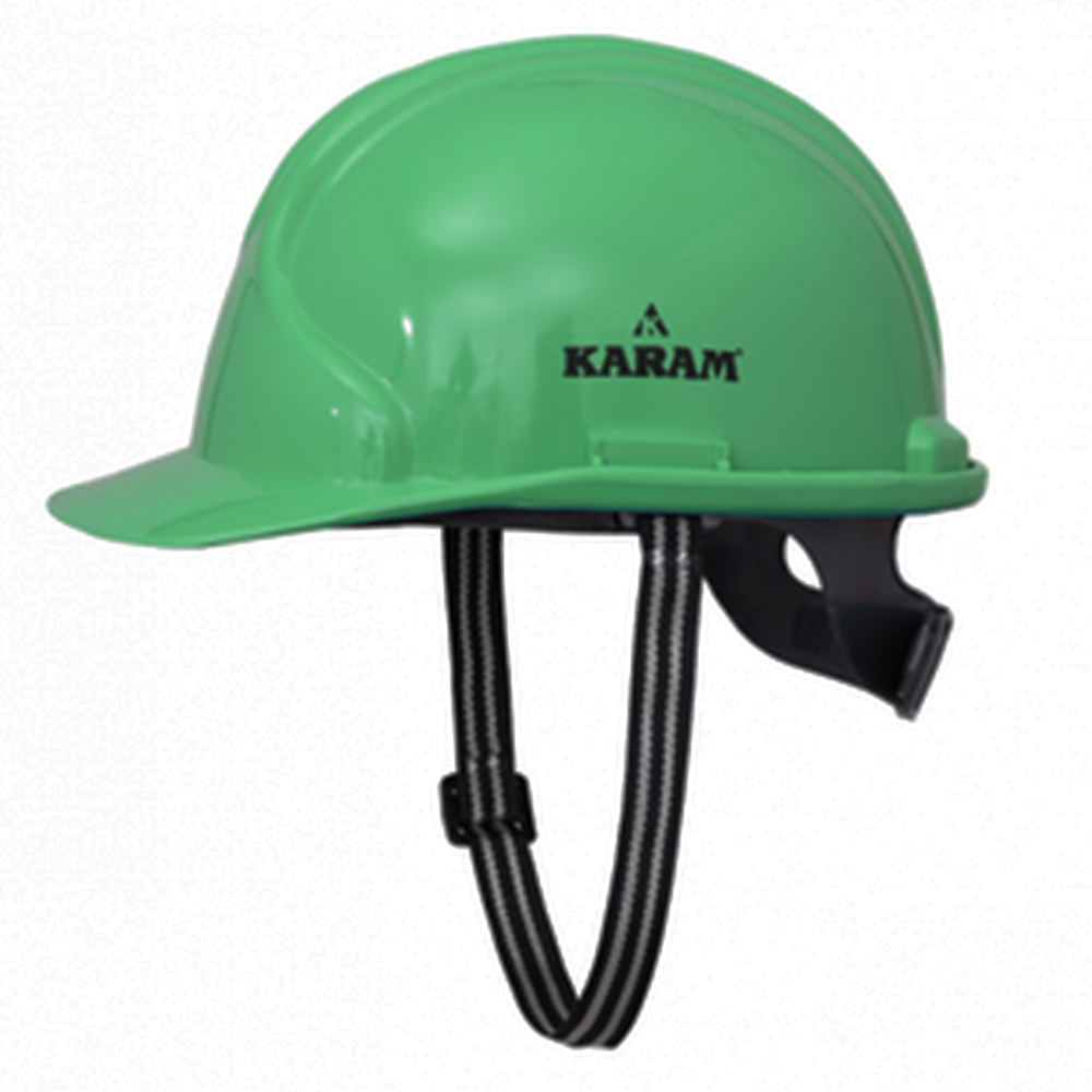 Safety Helmet Karam Green (521)