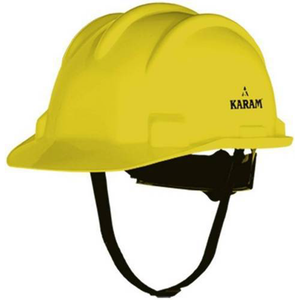 Safety Helmet Karam Yellow (521)