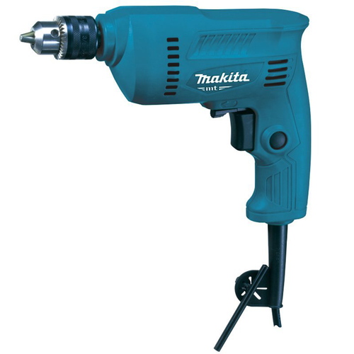 Makita M0600B Small Drill Machine (Blue, 10 mm)