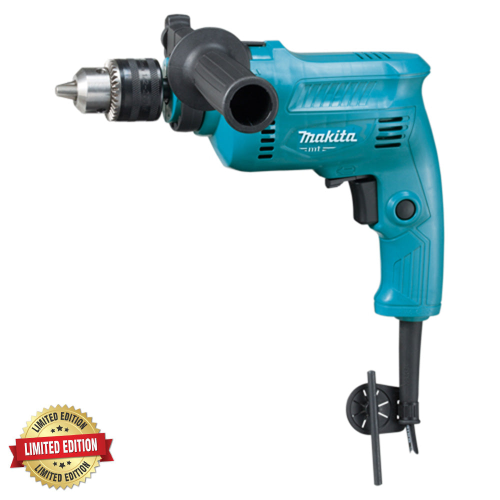 Hammer Drill 16mm (M0801BX2) with Metal Drill Bit Set (13 pcs.)