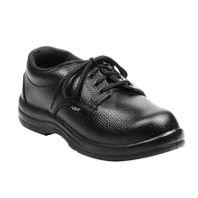 Load image into Gallery viewer, Safety Shoes Black Polo (For Labour)