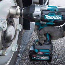 Load image into Gallery viewer, Makita Cordless Impact Wrench 40 V 1800 nm (TW001GZ201)