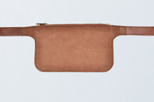 "Load image into Gallery viewer, The ""Baila"" Belt Bag // TOBACCO RED"
