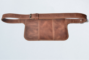 "The ""Baila"" Belt Bag // BLACK"