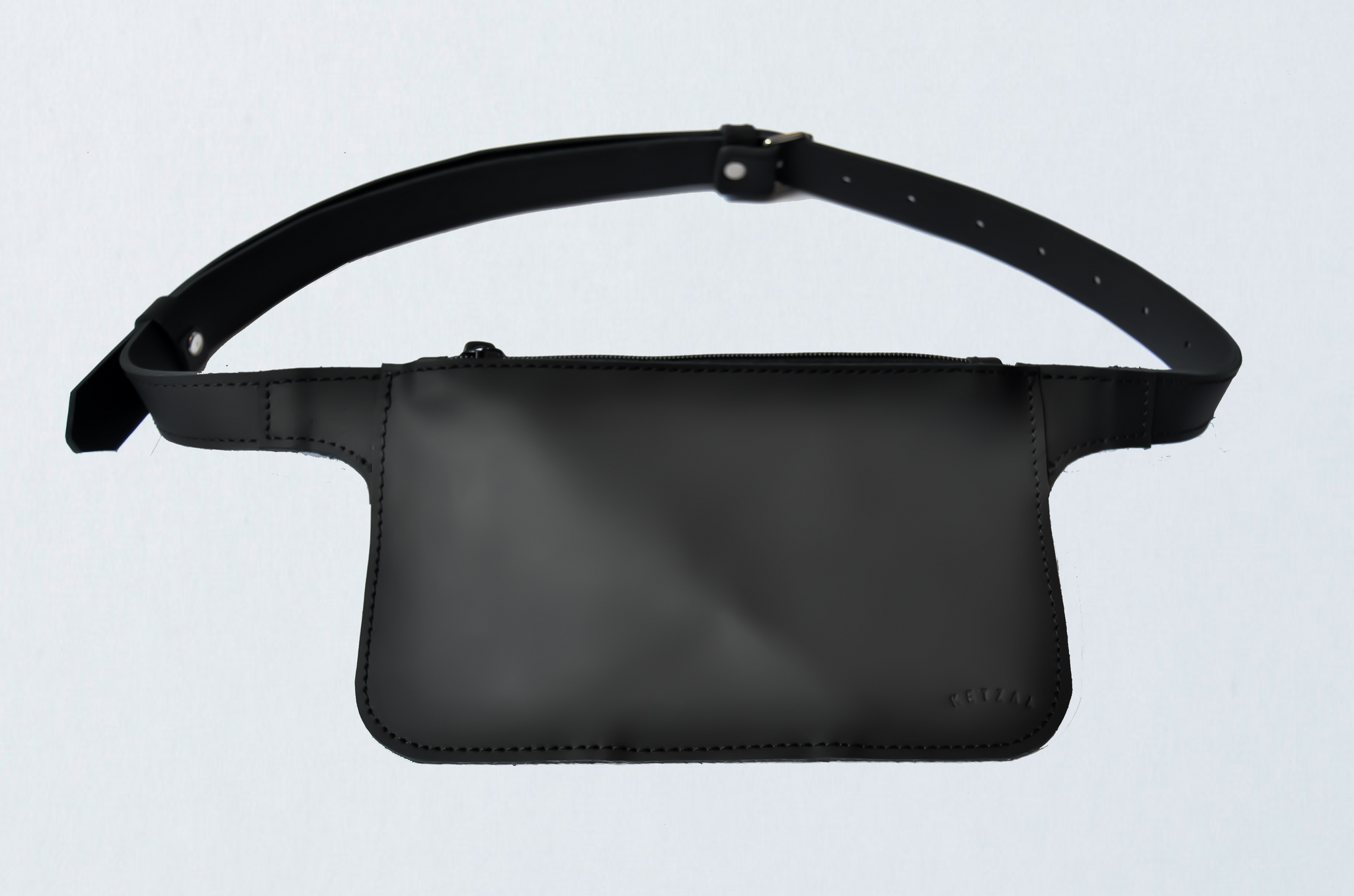 The Baila Belt Bag - BLACK