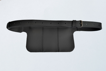 "Load image into Gallery viewer, The ""Baila"" Belt Bag // BLACK"