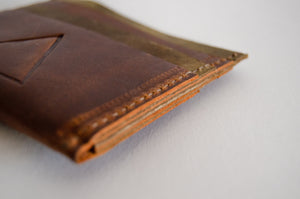 "The ""Tarjetero"" Wallet"