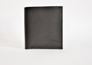 "The ""Clásico"" Bi-Fold Wallet // BLACK"