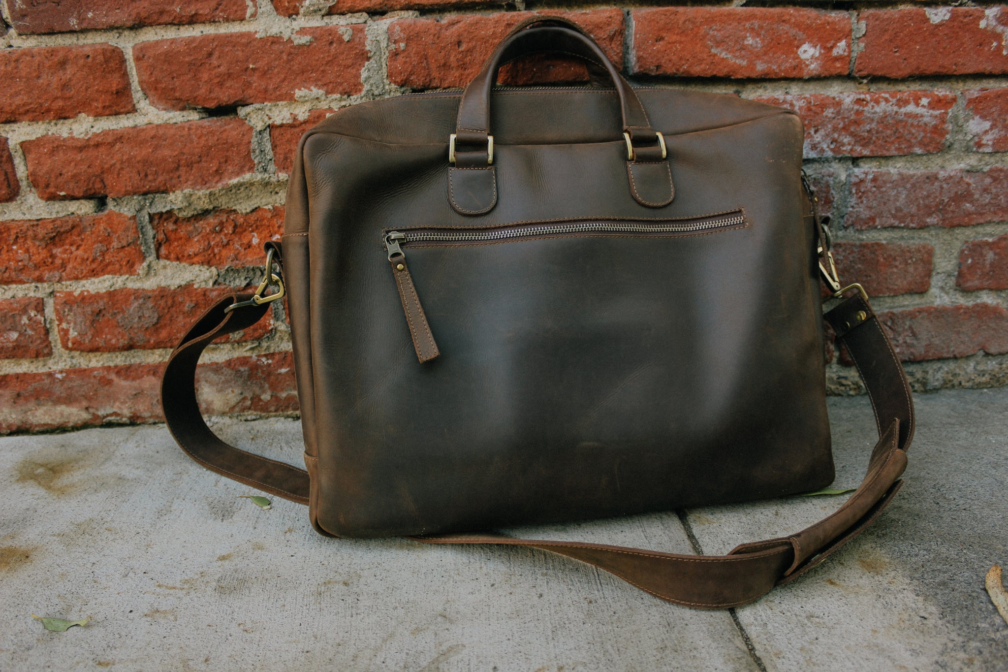 "The ""Mensajero"" Satchel"