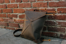 "Load image into Gallery viewer, The ""Sencilla"" Backpack"
