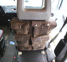 Load image into Gallery viewer, Pair of VW VANAGON Seat Back Organizers