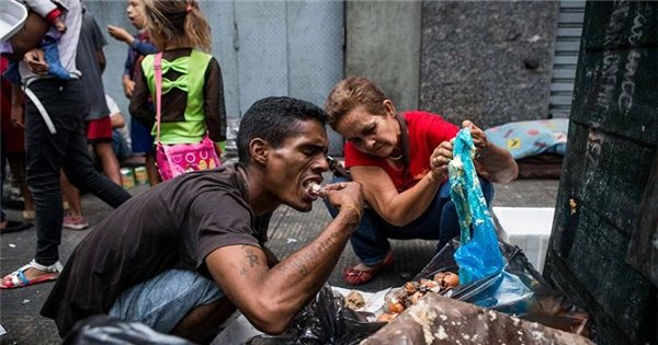 Venezuela Has Demised Under Democrat Party Policies