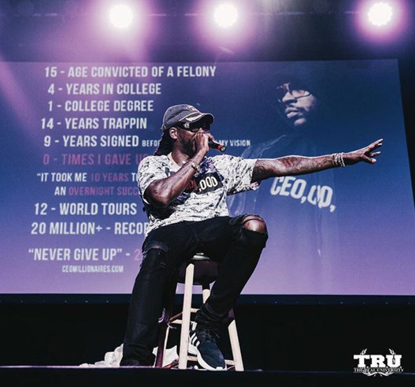 "2 Chainz Destroys Taxes on ""Rap or Go to the League"""