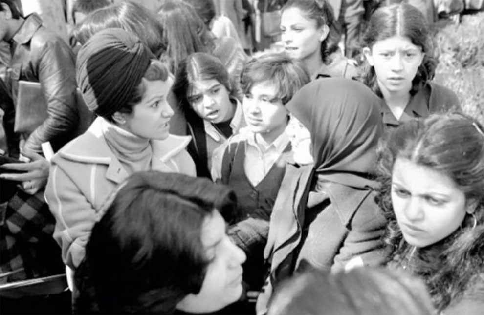 Over 100,000 Iranian Women Protested Forced Hijab Following 1979 Islamic Revolution