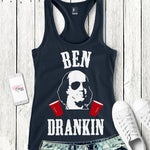 Ben Drankin Womens Tank Top