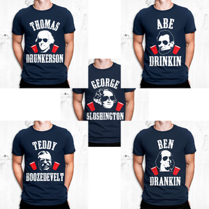Mens 4th of July Shirts