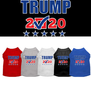 Trump 2020 Shirts for Dogs