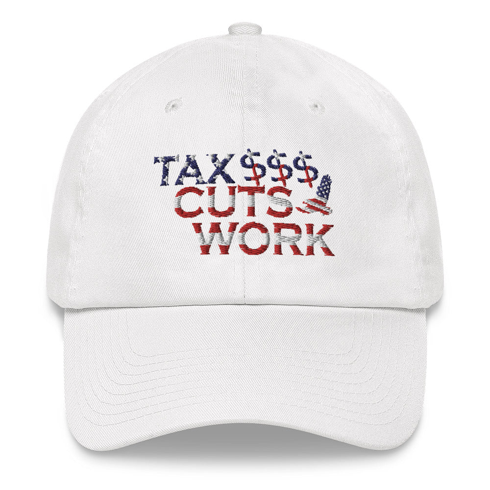 Tax cuts and jobs act worked