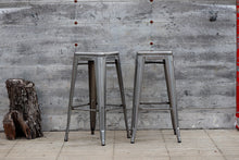 Load image into Gallery viewer, 2 x Barstool gunmetal
