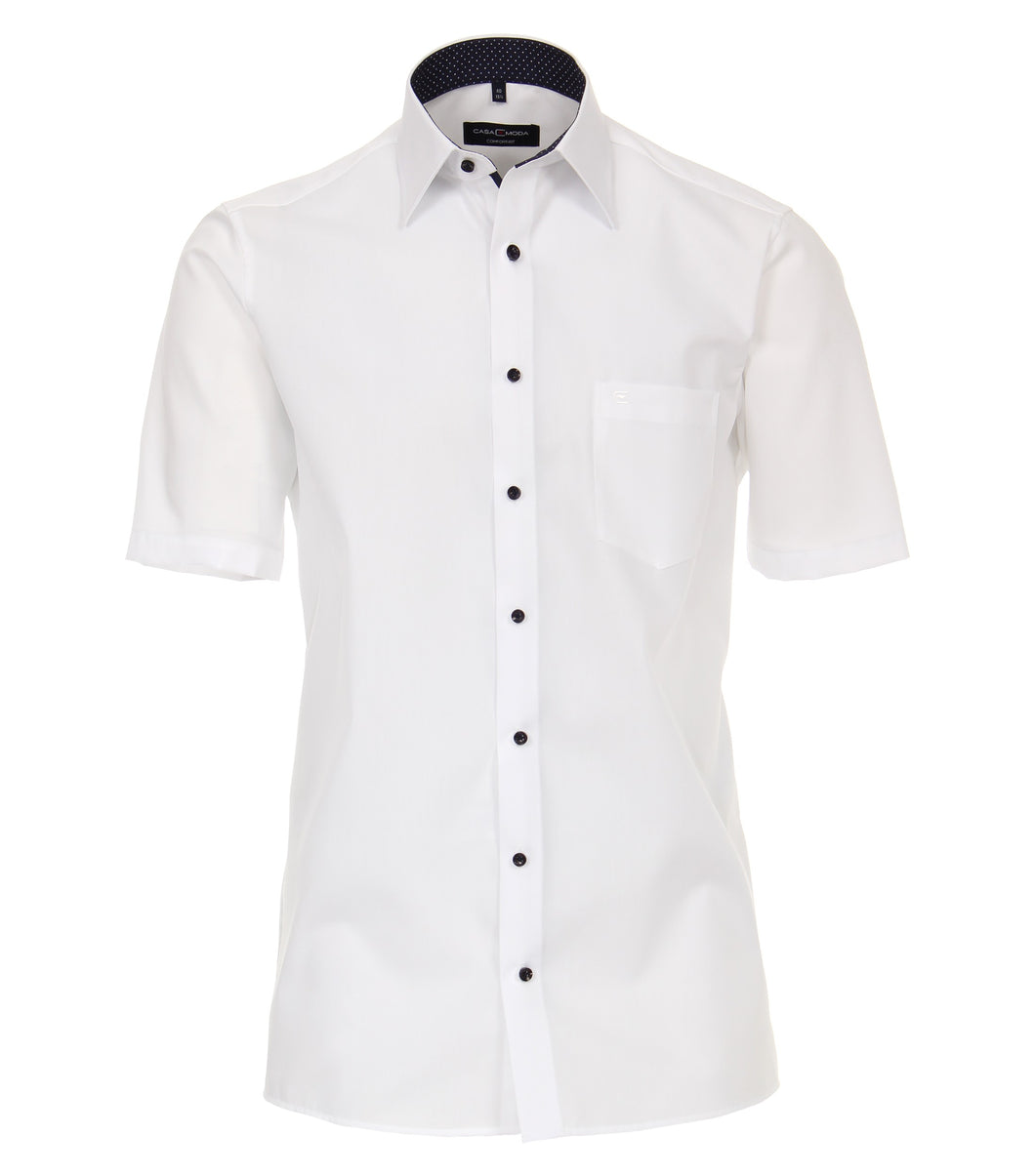 Casa moda short sleeve shirt comfort fit
