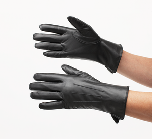 Leather gloves classic