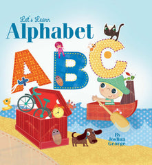 Little Hippo Books Learning Alphabet ABC