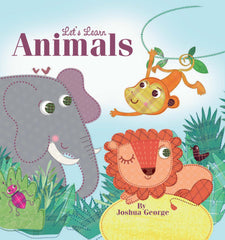 Little Hippo Books Learning Animals