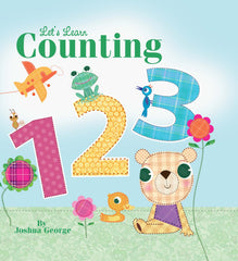 Little Hippo Books Learn Counting 123