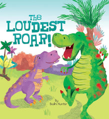 Little Hippo Books Loudest Roar Dinosaurs