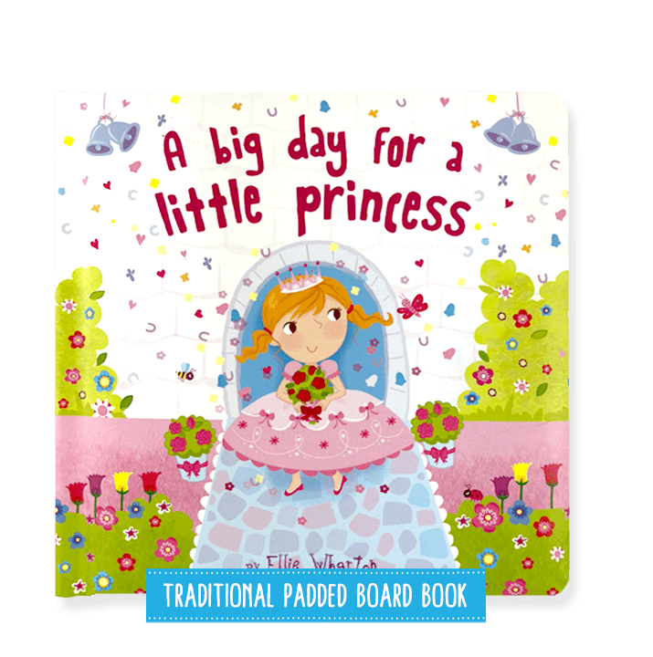 A Big Day for A Little Princess