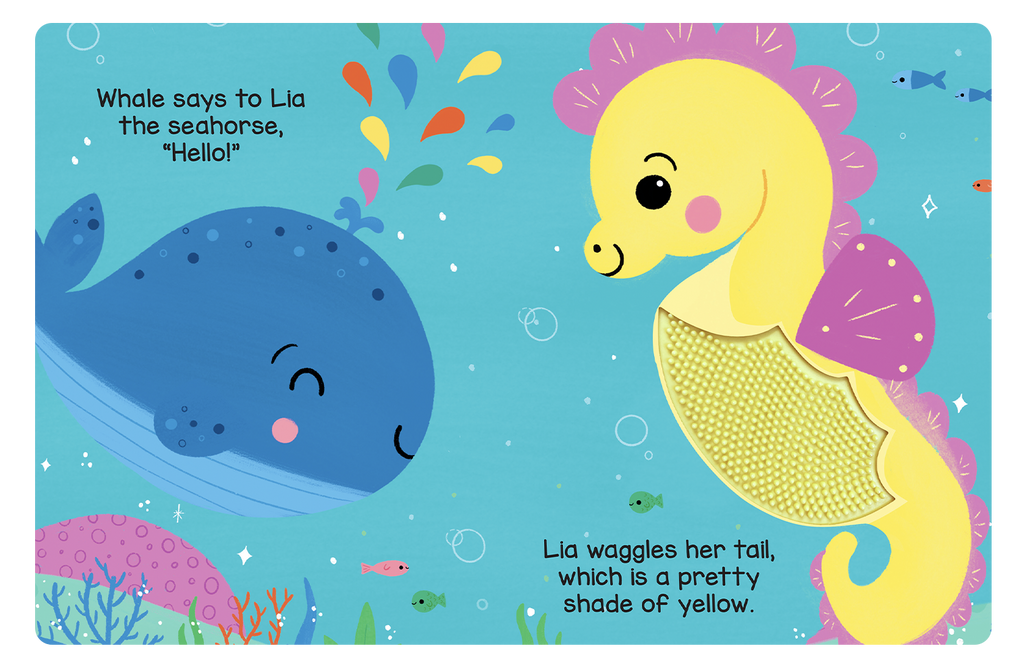 Hello, Ocean Friends by Little Hippo Books