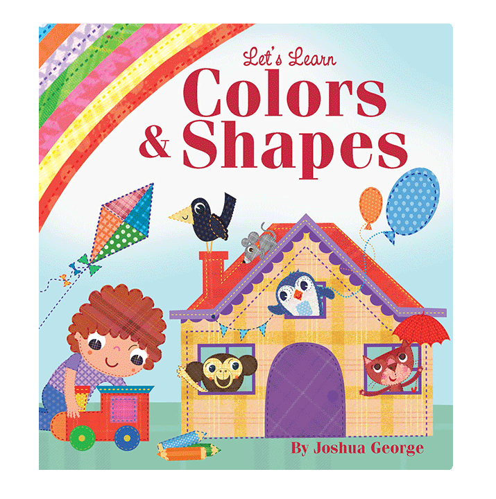 little hippo books colors shapes learning padded board book children