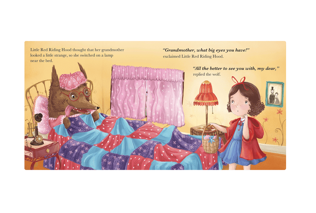 little hippo books classic bedtime padded board book children fairy tale