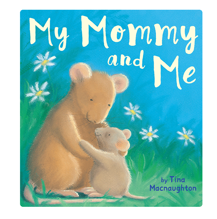 Little Hippo My Mommy and Me Padded Board Children's Book family love mom