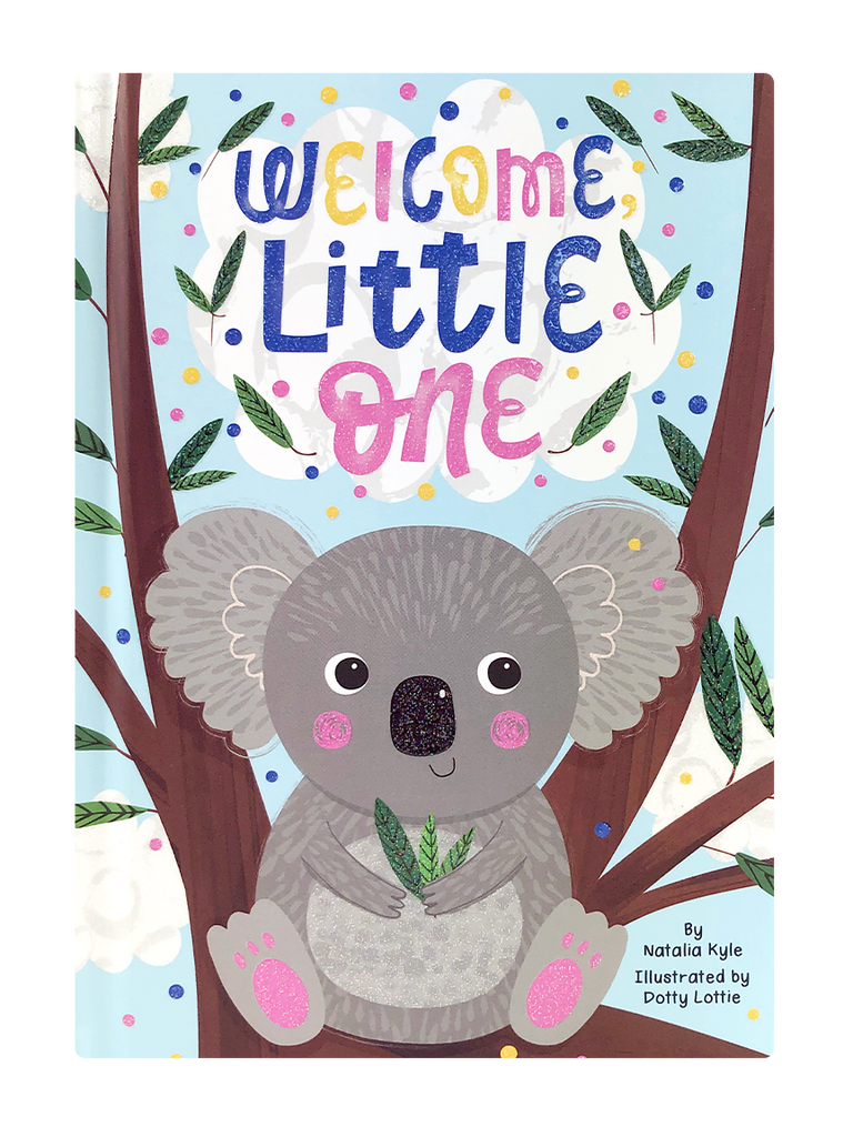 Welcome Little One Little Hippo Books New Baby Girl Boy Family Mom Dad Love