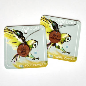Feel your Power Charm Necklace