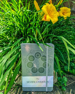 The Seven Chakras Ruled Journal