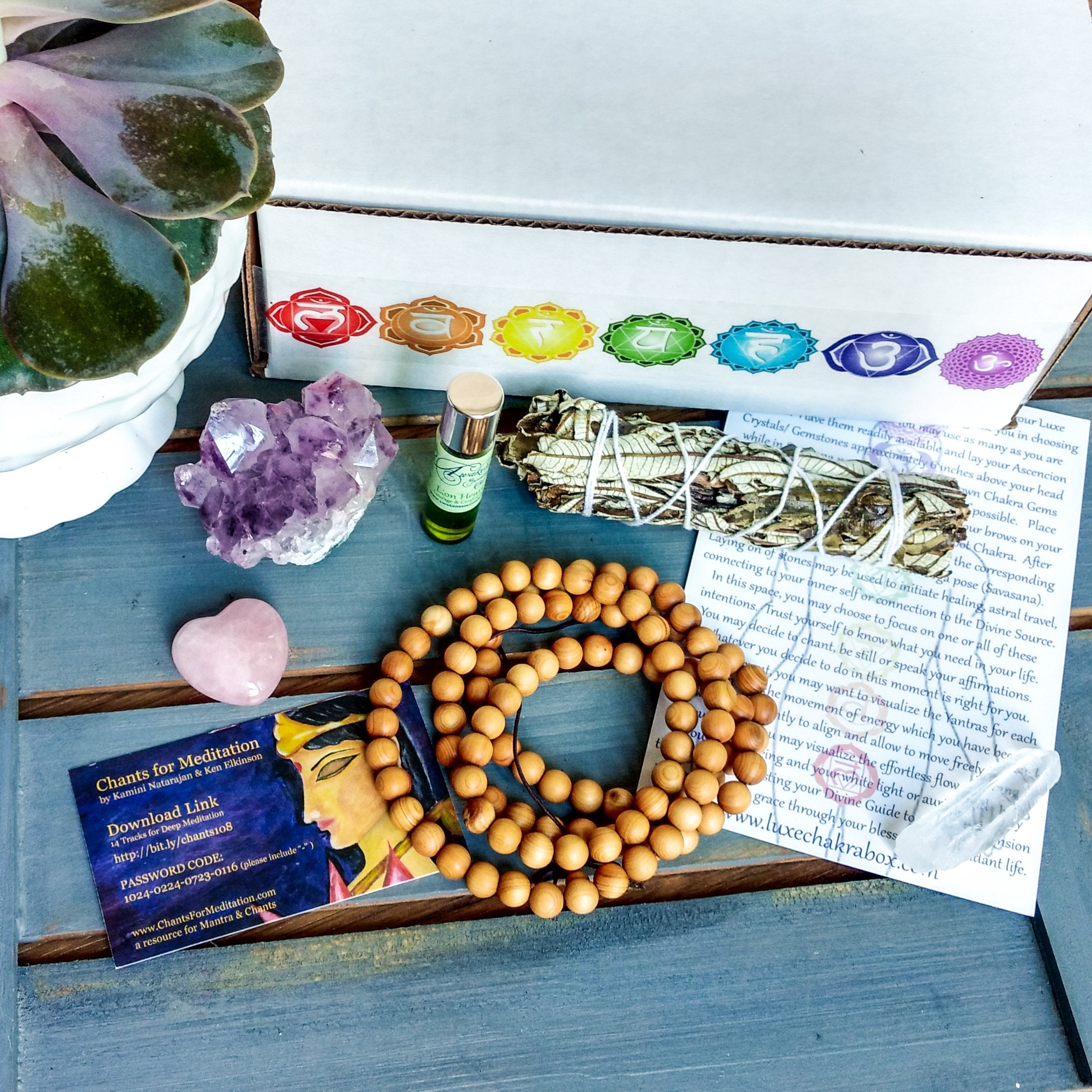 Chakra Box Subscription