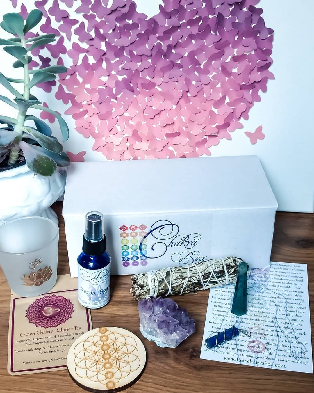 Chakra Box Subscription (Canada)