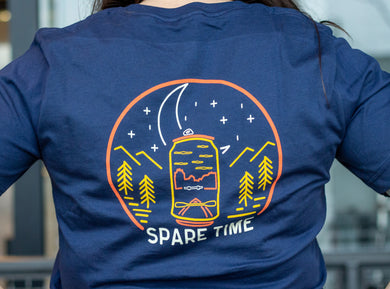 Spare Time T-shirt