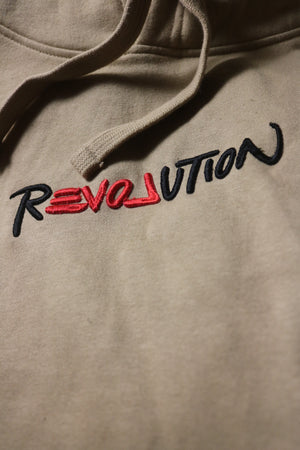1. Revolution (Embroidered Hoodie)
