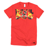 Women and Girls - Devil Dog T-Shirt