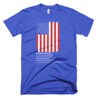 Mens & Boys - Patriot T-Shirt