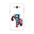 Captain America Samsung J7 Sublime Case Nx576