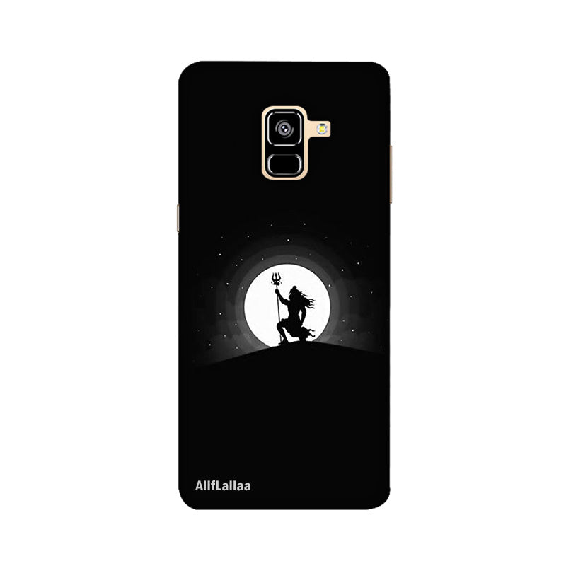 Indian God Samsung A8 Plus Sublime Case Nx256