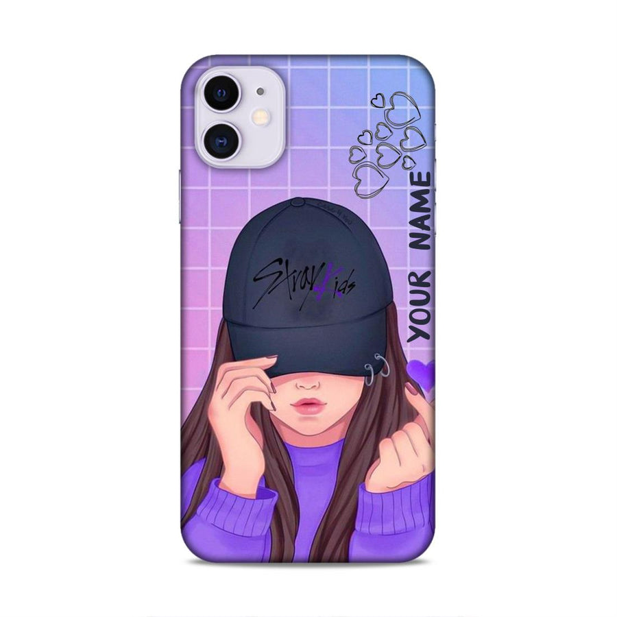 Beautiful Classy Girl Design Name Case cx08