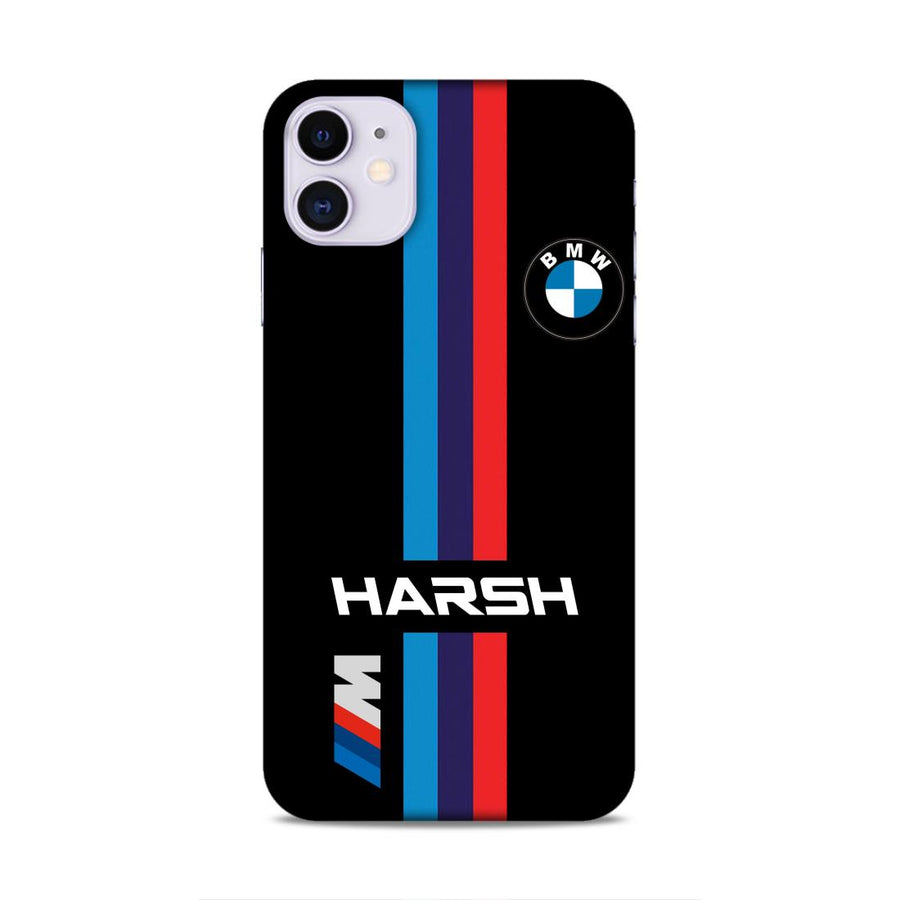 Customised BMW Designer Name Case cx08
