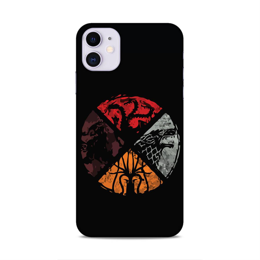 Game Of Thrones iPhone 11 Mobile Back Cover nx229