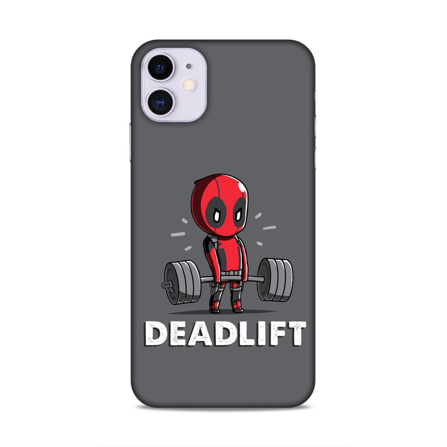 Deadpool iPhone 11 Mobile Back Cover nx289