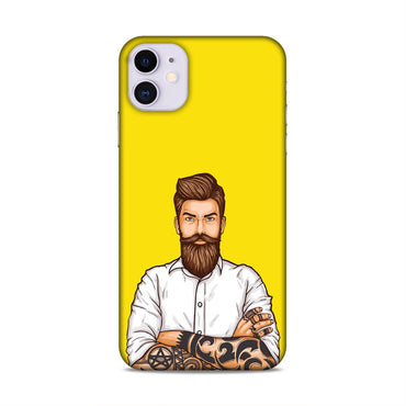 Phone Cases,Apple Phone Cases,iPhone 11,Beard